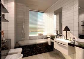 Bathroom by fraher-david