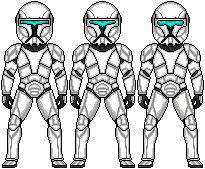 Clone Commando Katarn Armor
