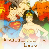 Born A Hero by jokericons