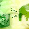 "Lego Harvey ""Two-Face"" Dent by jokericons"