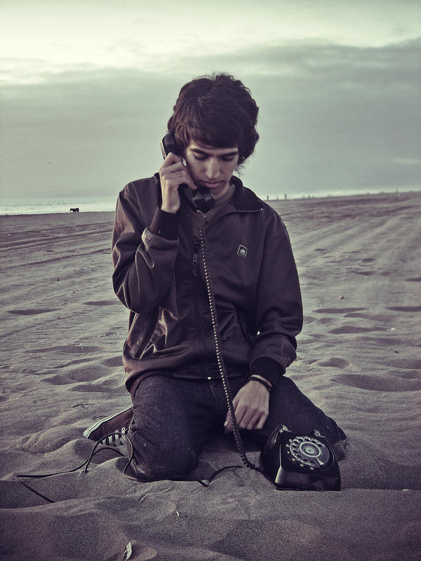 Hanging On The Telephone by mouvement - Beylere �zel cool avatarlar...