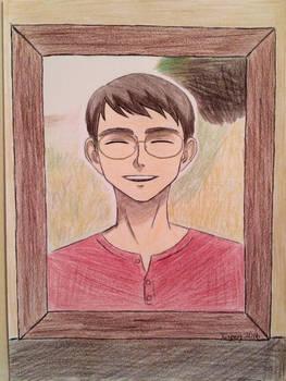 Ky Portrait