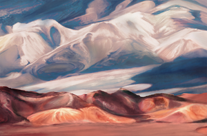 landscape | desert hills