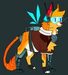 Cyberpunk Ray