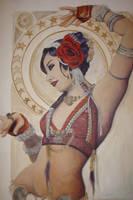 dancer by PoisonRice