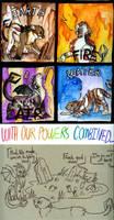 elemental powers unite!