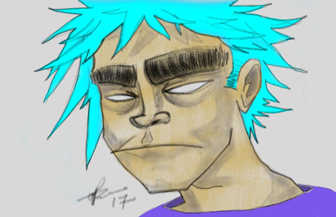 2D by Selfpreservant