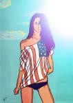USA Girl by petinexus