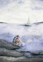 sails up by joniina