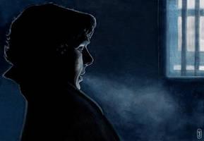 Sherlock by joniina