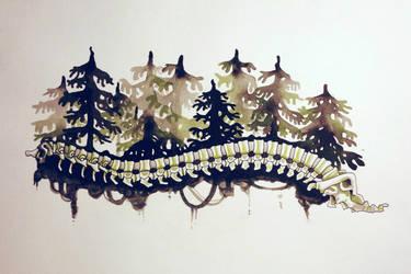 Spine by joniina