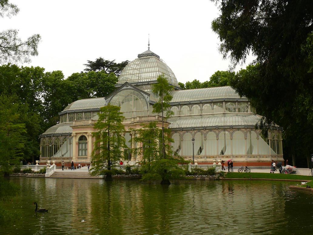 Palacio de Cristal by giraluna7
