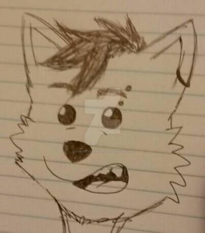 doodle by Sasukewerewolf