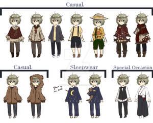 Character Design EX 17-27