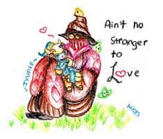 Ain't no stranger to love