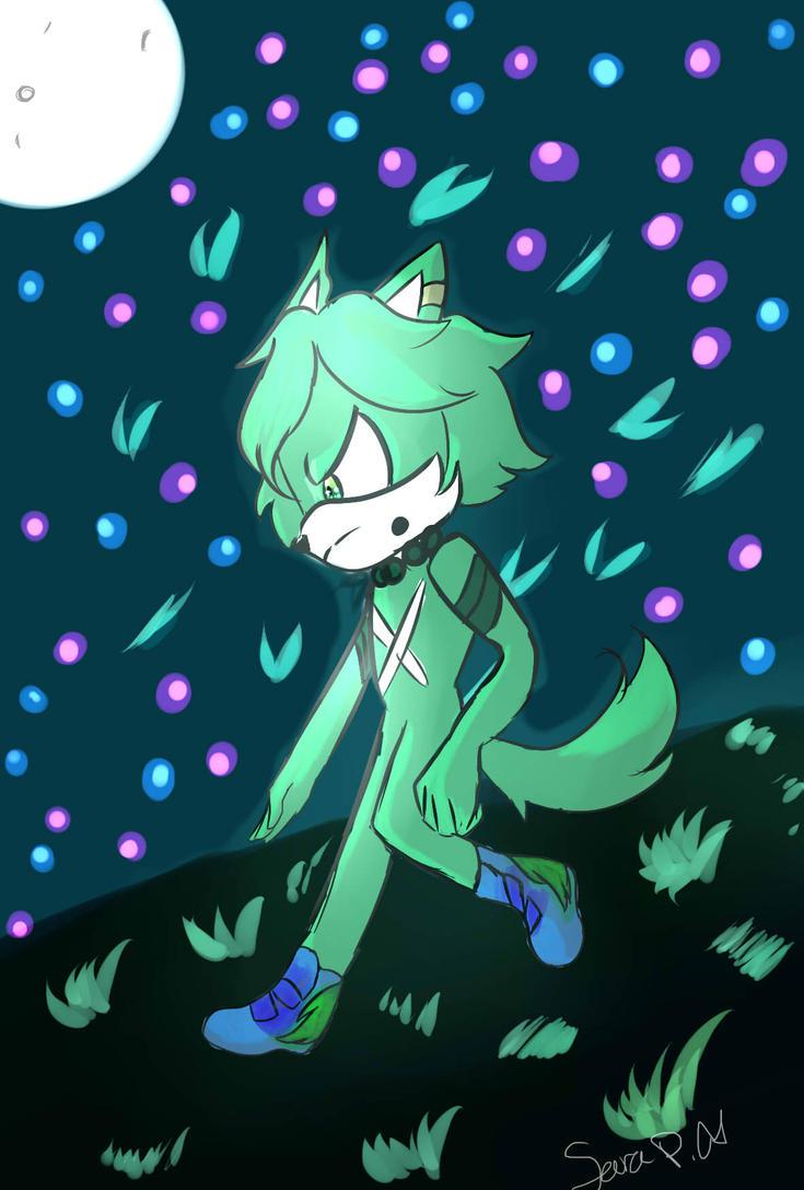 Ghost walk  by XxAskAmberTheCatXx
