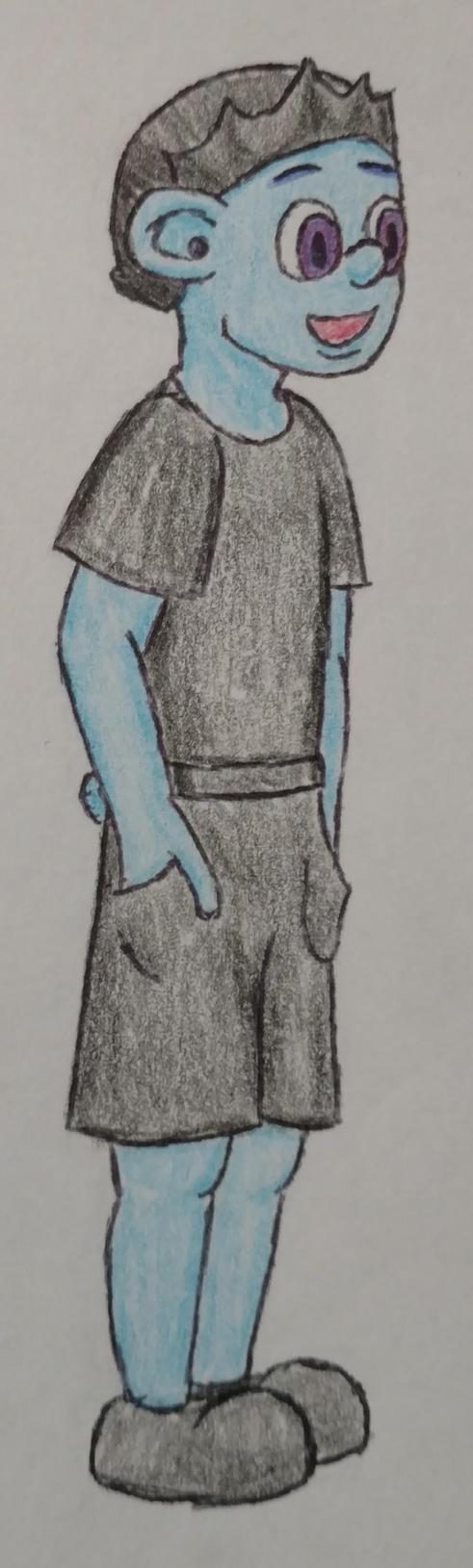 (Third Gen) Prince Grey by Zikore