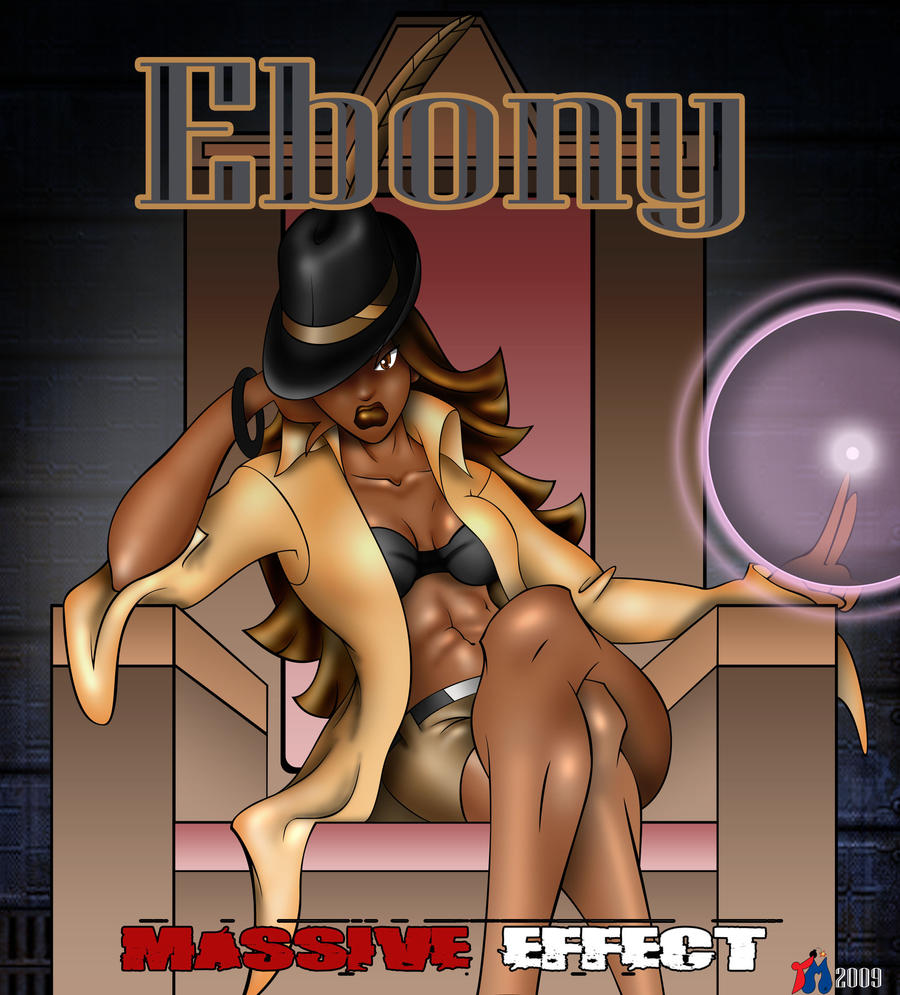 Ebony: Big Boss by Akeem