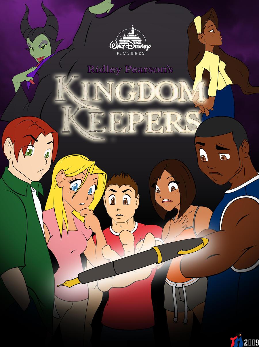 Kingdom Keepers Characters Disney s Kingdom Keepers