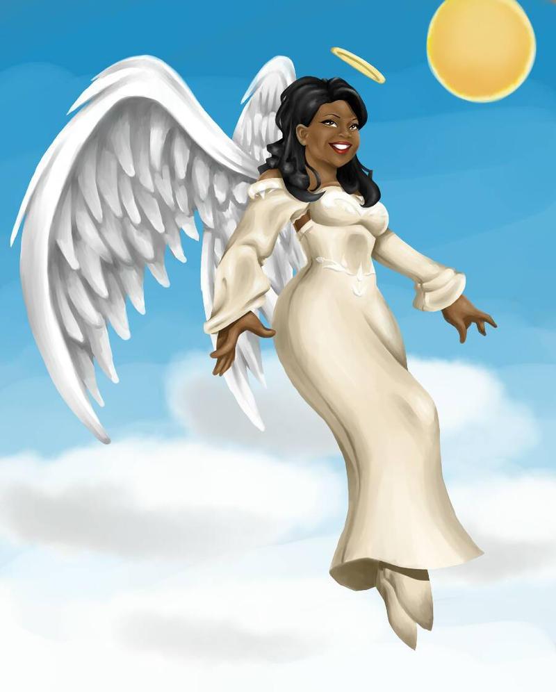 Cece Winans Fan Art by Akeem