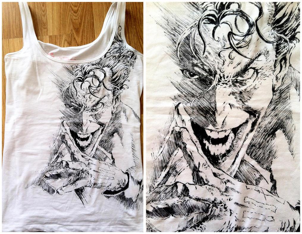Joker Shirt by elotta