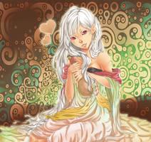 Art trade - Mai Yun by elotta
