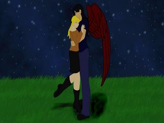 Beneath the Starlight by FreakieGeekie
