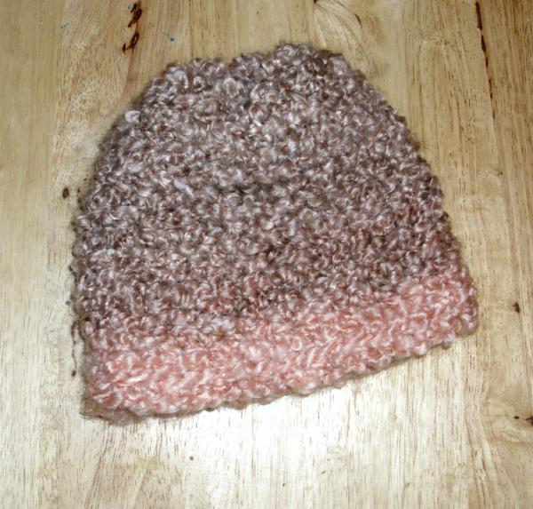 Phiona's hat by FreakieGeekie