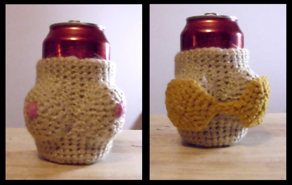 Booby Coozie by FreakieGeekie