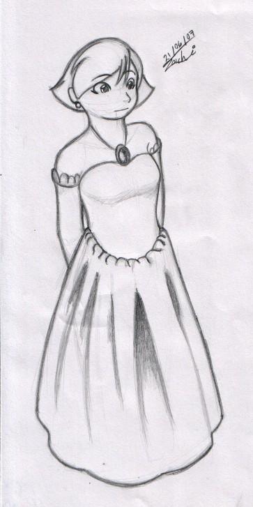 June 2007 Sketch by Zoichi20