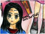 My cartoon pic by littleemmy