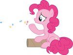 Pinkie Pie sad (Vector)