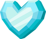 Crystal Heart (Vector)