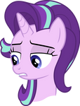 Starlight Glimmer new mane style (Vector)