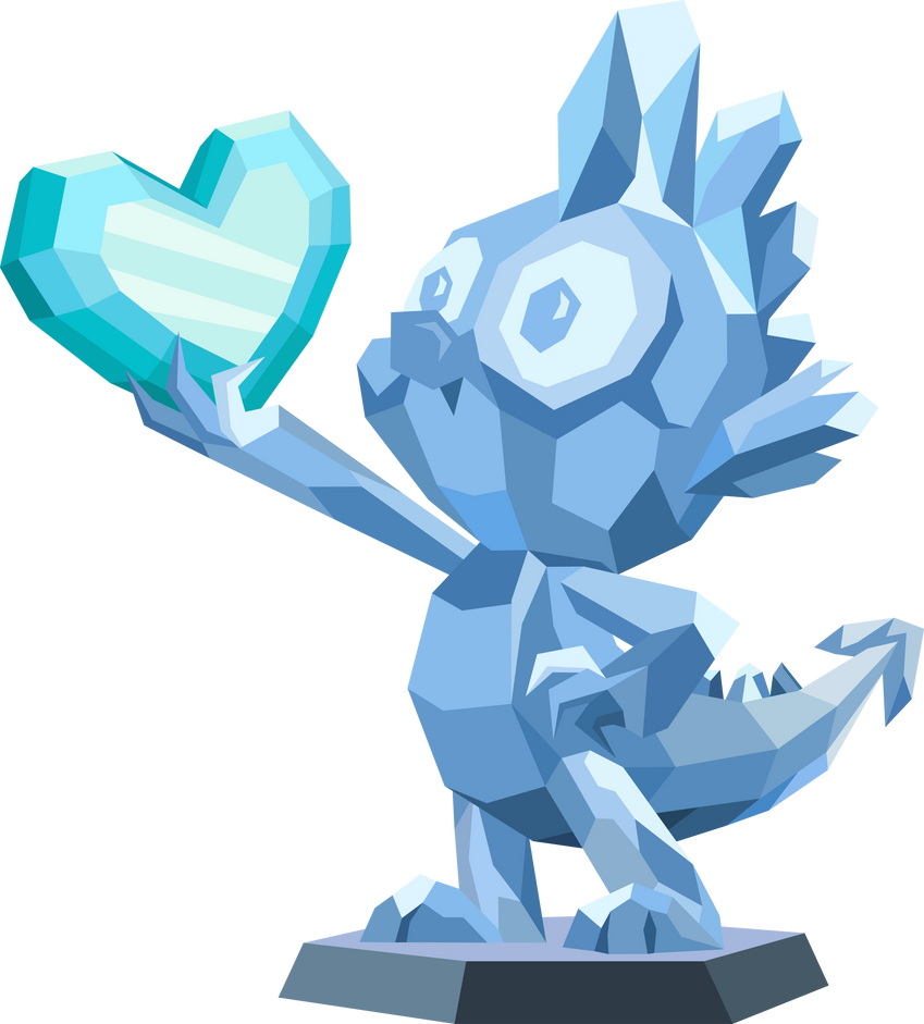 spike_statue__vector__by_chrzanek97-d9zt