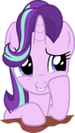Starlight Glimmer curious (Vector)