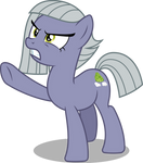 Limestone Pie angry (Vector)