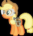 Applejack mechanic (Vector)