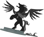 Pony of Shadows unleashed (Vector)