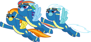 Wonderbolts (Vector)