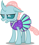 Ocellus angry (Vector) by Chrzanek97
