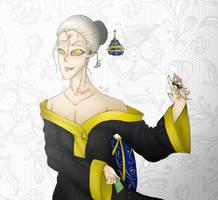 Magician by MargrabiaNiebytu