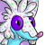 Pixel Icon Comm - Rebby by Silverxuno