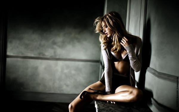 dark lingerie by nosyboss