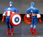 Captain America Custom figure