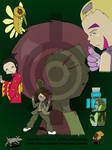 Code Lyoko: The Movie Poster
