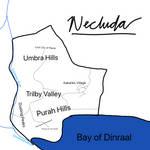 Necluda Region Map