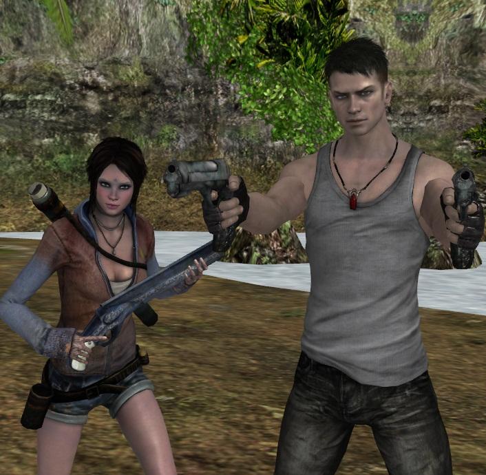 Demon Hunters by xXChristieXx
