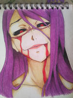 Rize Kamishiro by GhostH0002