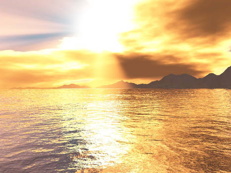 Lead Me An Ocean Away